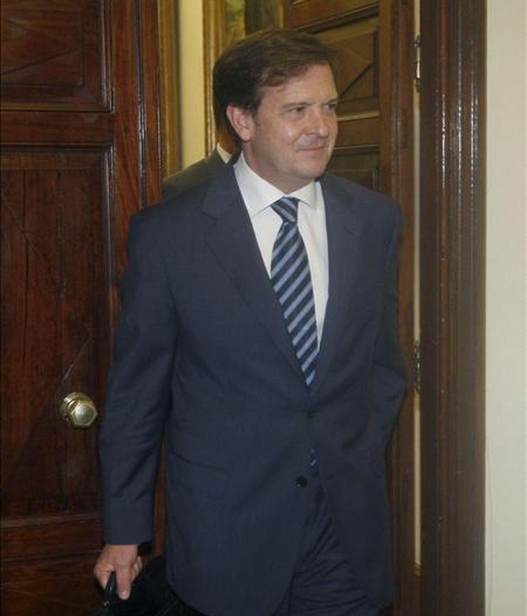 El director del CNI, Alberto Saiz. EFE/Archivo