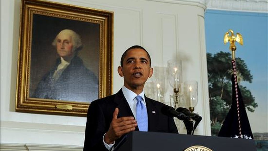 En la imagen, el presidente estadounidense, Barack Obama. EFE/Archivo