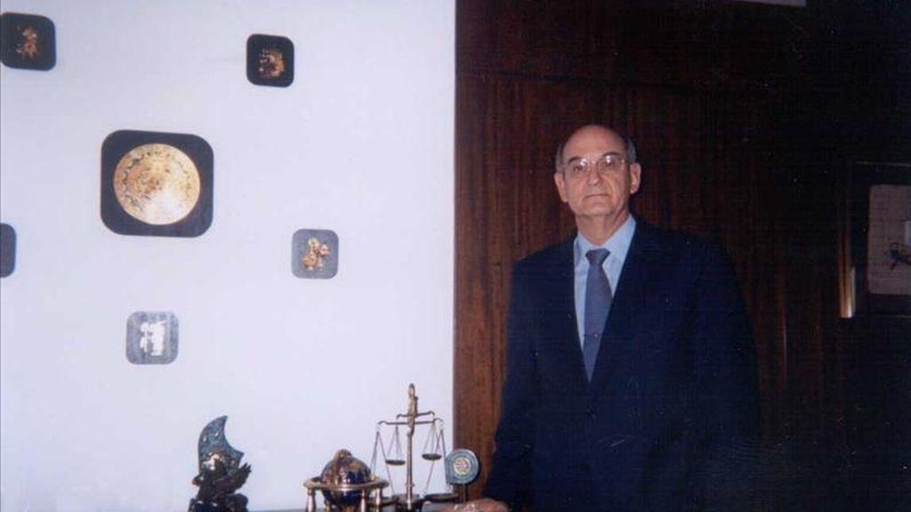 José Manuel Maciñeiras, presidente de la Asociación Empresarial de Agencias de Viaje Españolas. EFE/AEDAVE/Archivo