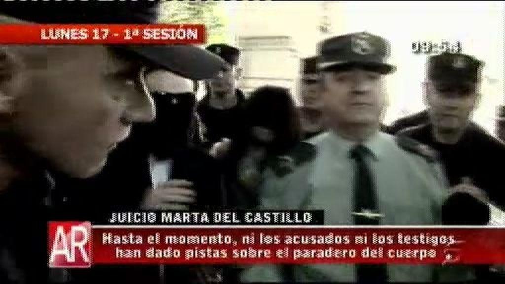 Así está siendo el juicio del caso Marta del Castillo