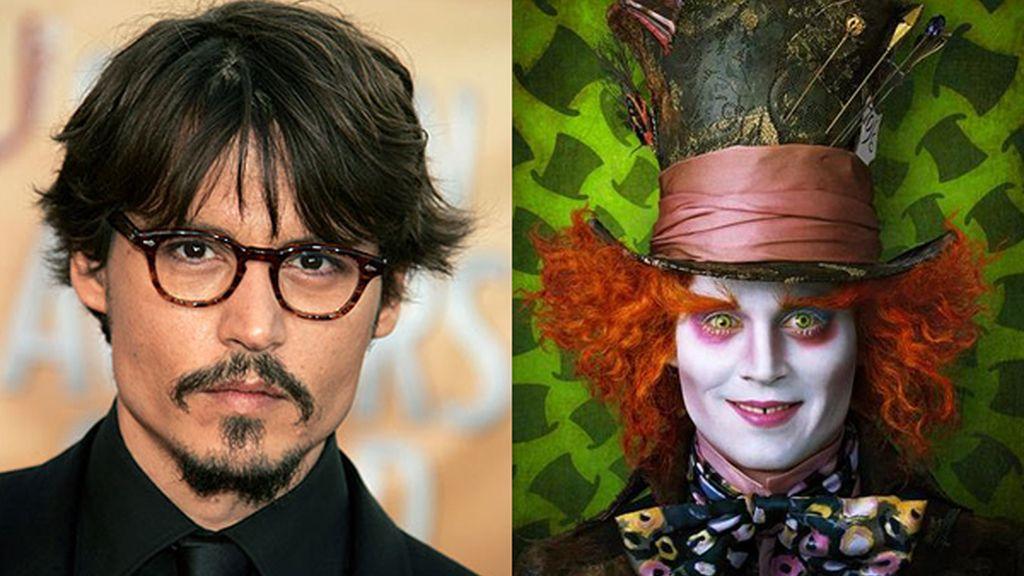 Johnny Depp - Los payasos