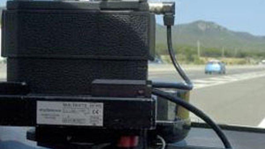 Joan Aregio ha señalado que este radar aún está activo. Foto: EFE