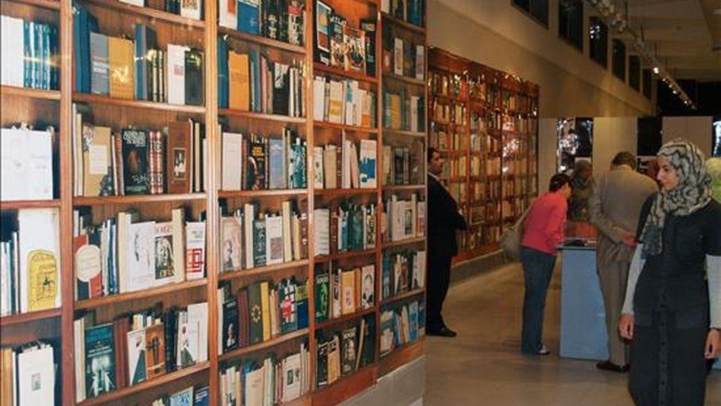 En la época, las bibliotecas se convirtieron en objeto del espionaje oficial, al igual que las iglesias. EFE/Archivo