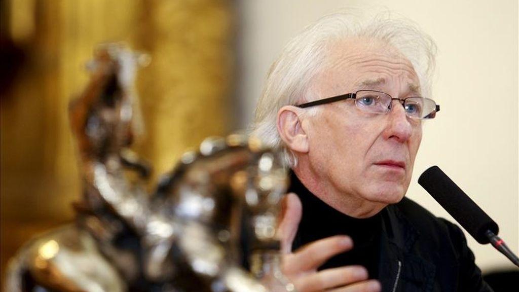 El director de los Teatros del Canal de Madrid, Albert Boadella. EFE/Archivo