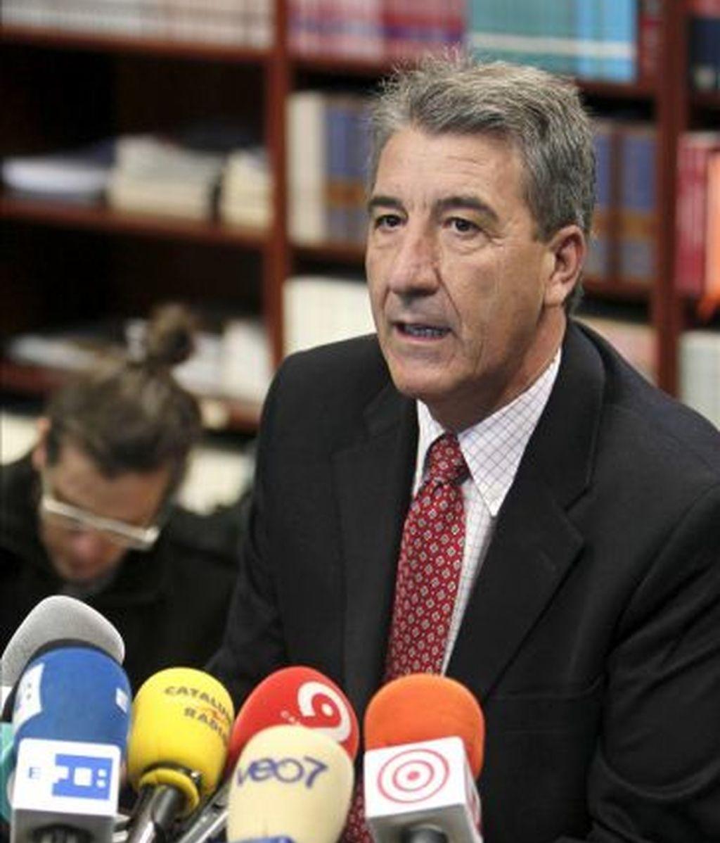 El fiscal jefe de la Audiencia madrileña, Eduardo Esteban.