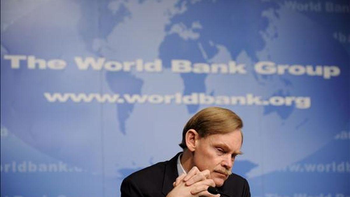 En la imagen, el presidente del Banco Mundial (BM), Robert Zoellick. EFE/Archivo