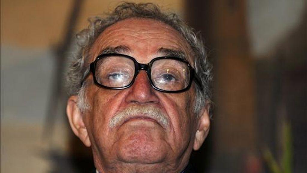 La vida y la obra del autor de Gabriel García Márquez ocuparán una de las seis salas que compondrán el museo. EFE/Archivo