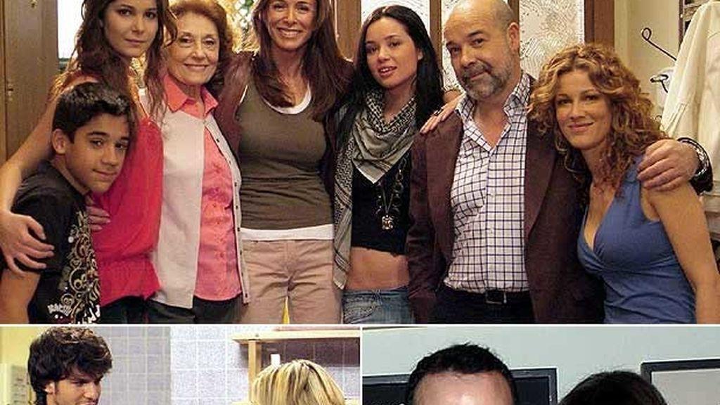 Nuevas incorporaciones en la etapa final de Los Serrano. Foto:Telecinco