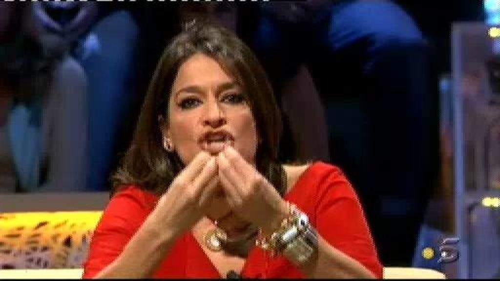 """Aída, a Bárbara: """"¡Soy heterosexual!"""""""