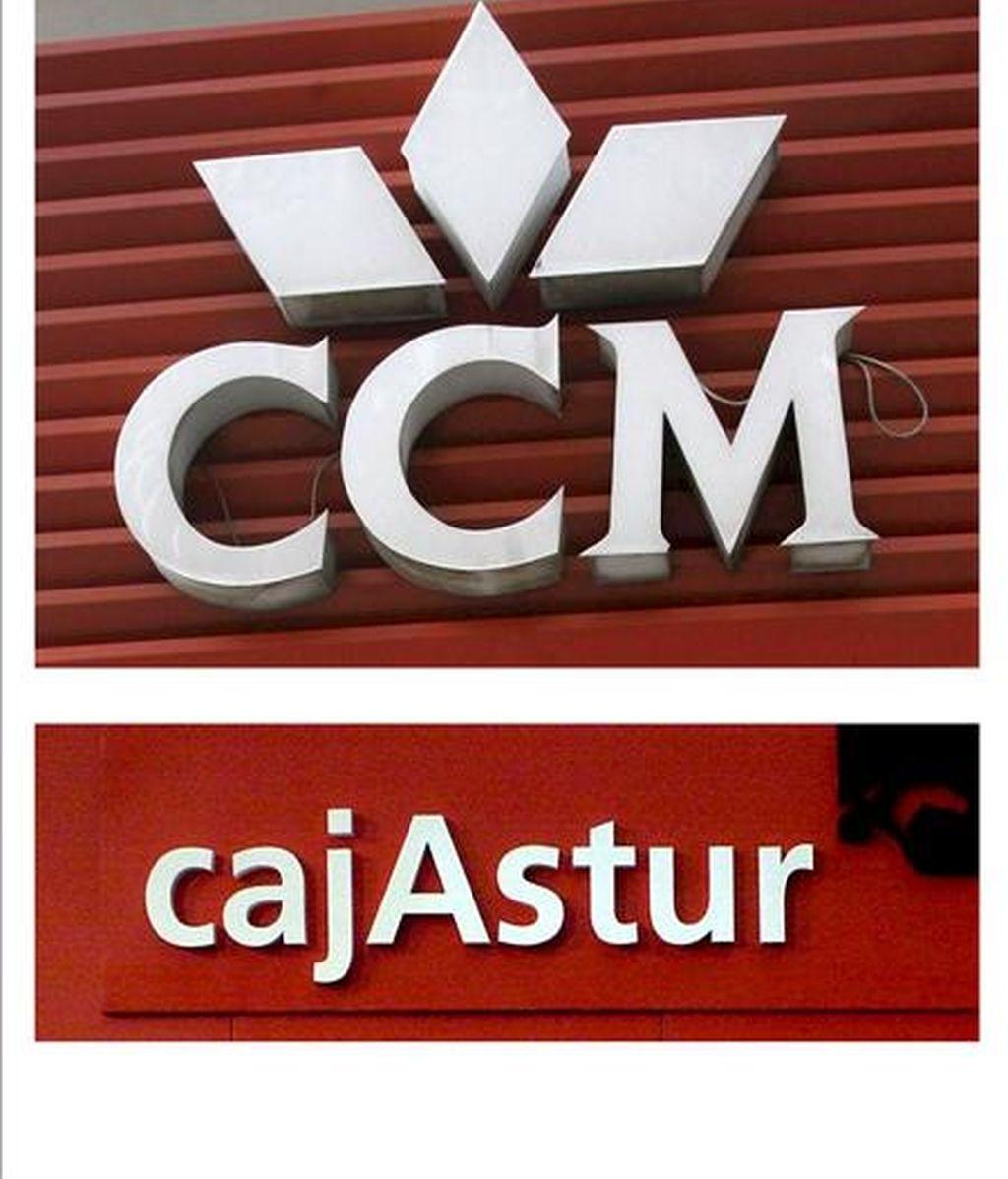 El proceso de integración del negocio bancario de Caja Castilla-La Mancha en el Grupo Cajastur se ha culminado con la firma de la escritura de segregación e integración y presentación al Registro Mercantil, ha informado la entidad. EFE/Archivo
