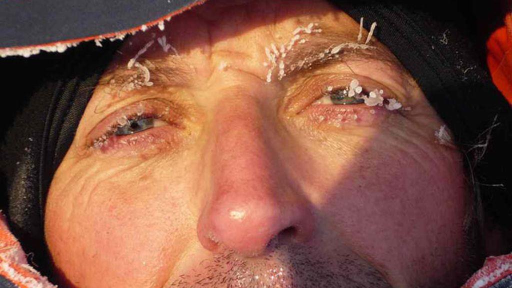 El frío ártico, en la mirada de Jesús Calleja
