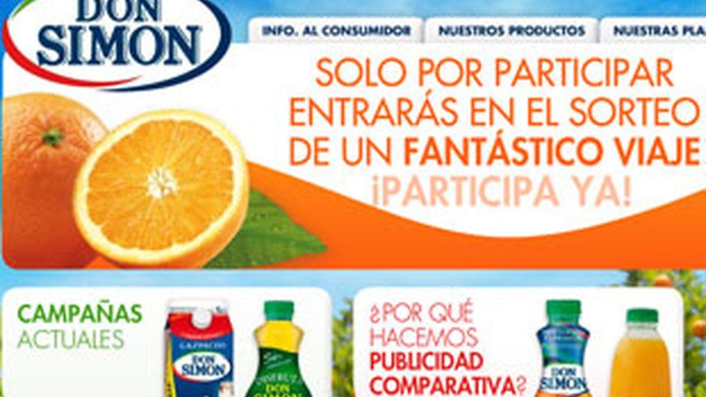 Entra en donsimon.com