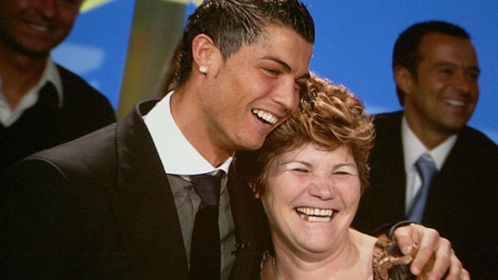 Cristiano Ronaldo, de bebé a superstar