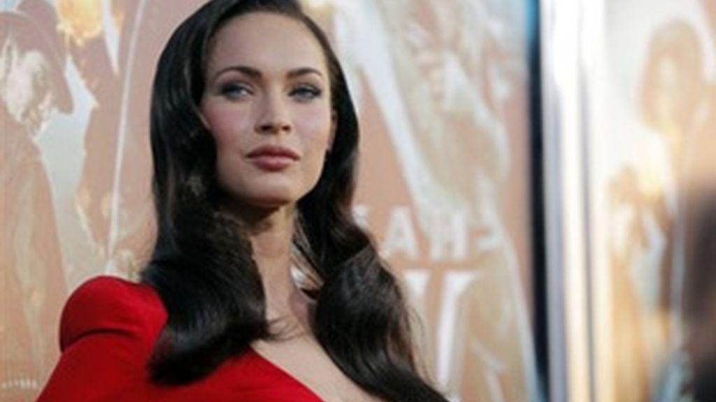 Megan Fox quiere ser madre. Foto: AP/Archivo