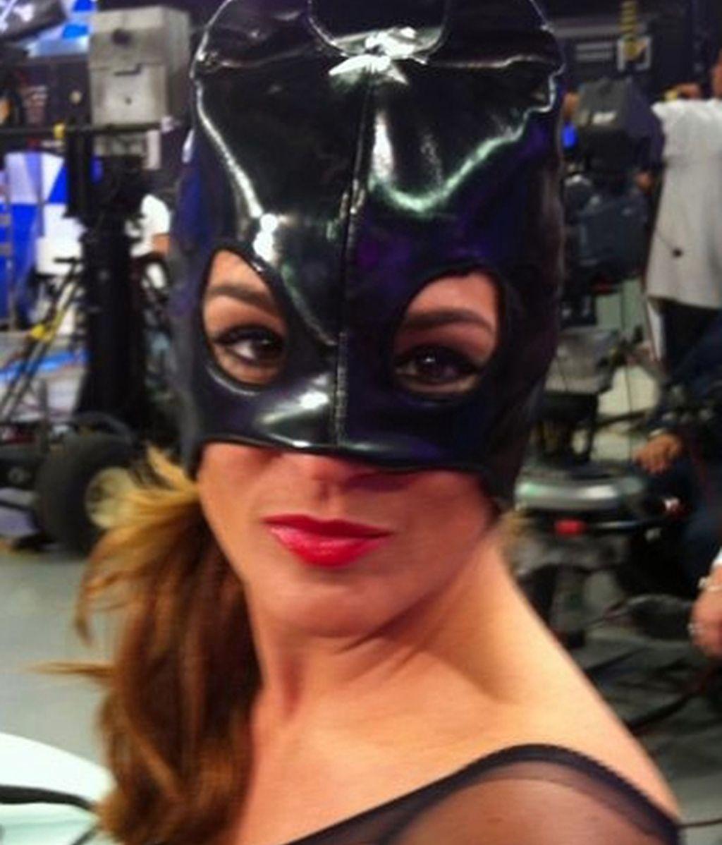 Raquel Bollo, la auténtica Catwoman