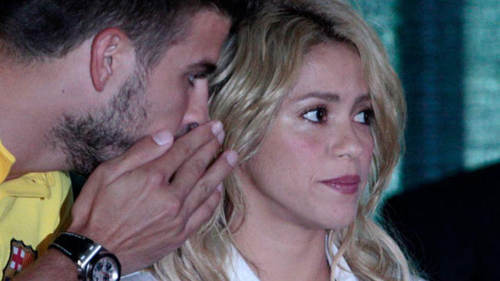Shakira ha desmentido la ruptura en Twitter. Foto: GTres