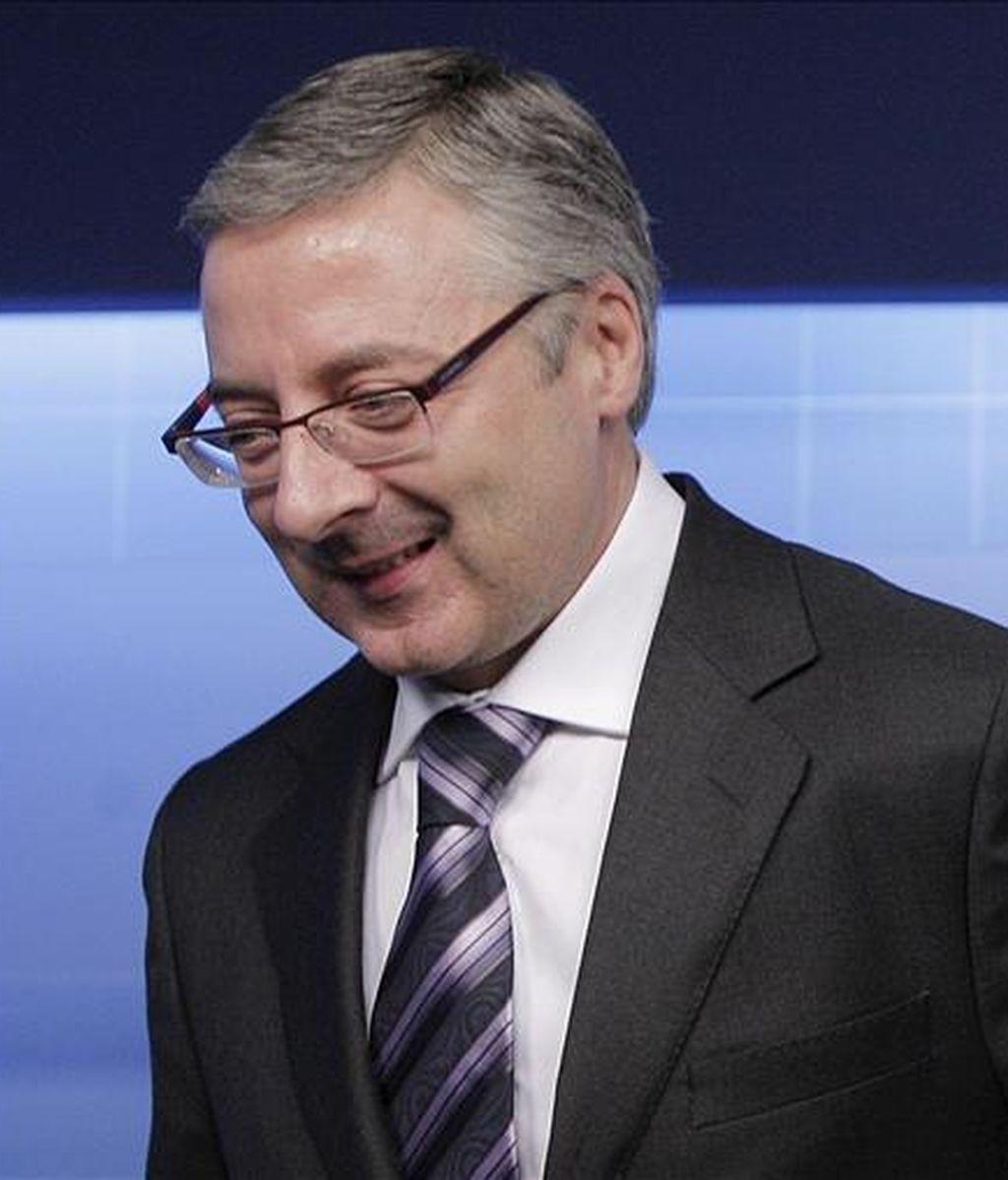 El vicesecretario general del PSOE y ministro de Fomento, José Blanco. EFE/Archivo