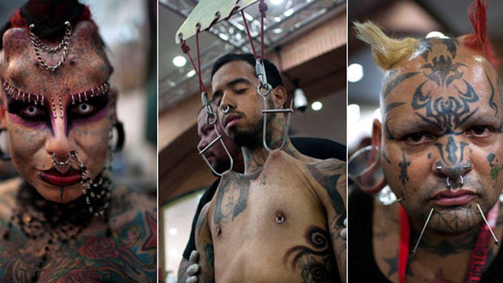 Los tatuajes más increíbles