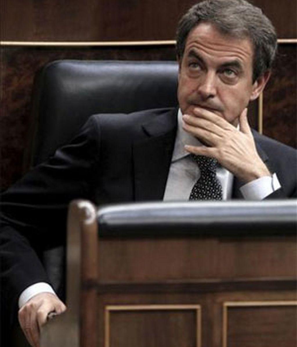 Zapatero también ha cancelado su visita a Bolivia previsto para este jueves. Foto: EFE.