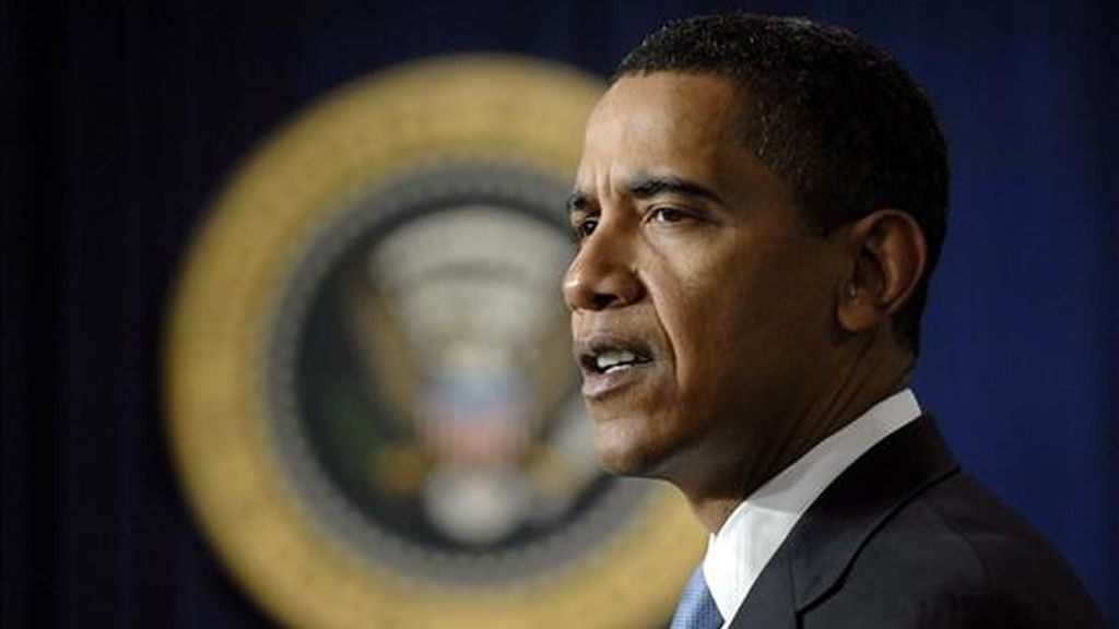 Estados Unidos presentó a principios de noviembre sus propuestas para prorrogar y enmendar el START. EFE/Archivo