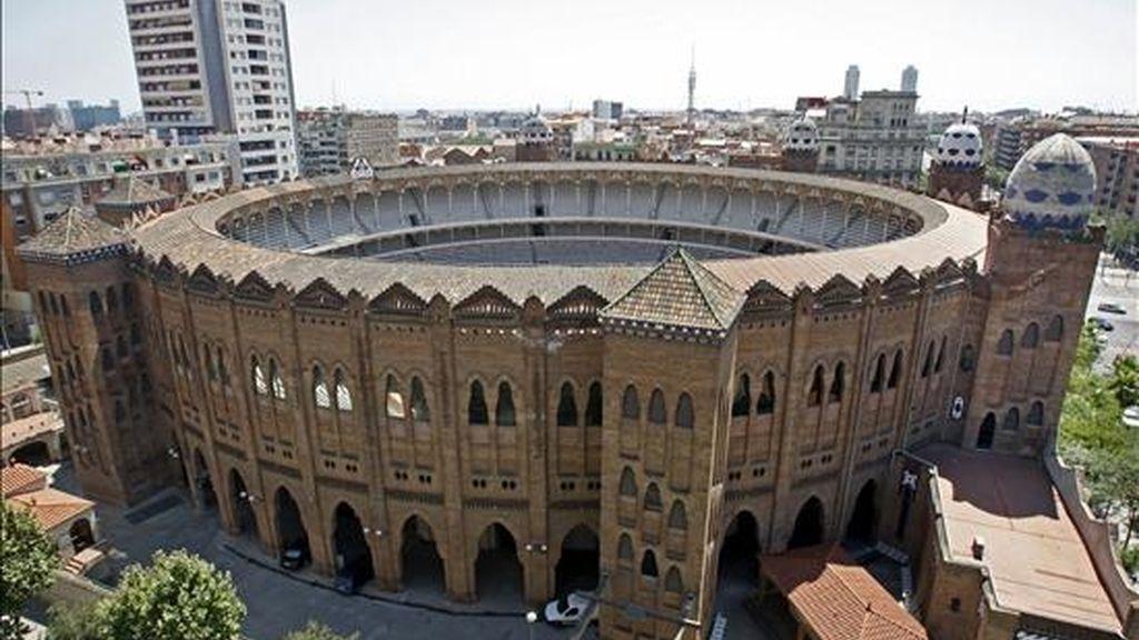 Plaza de Toros Monumental de Barcelona. EFE/Archivo