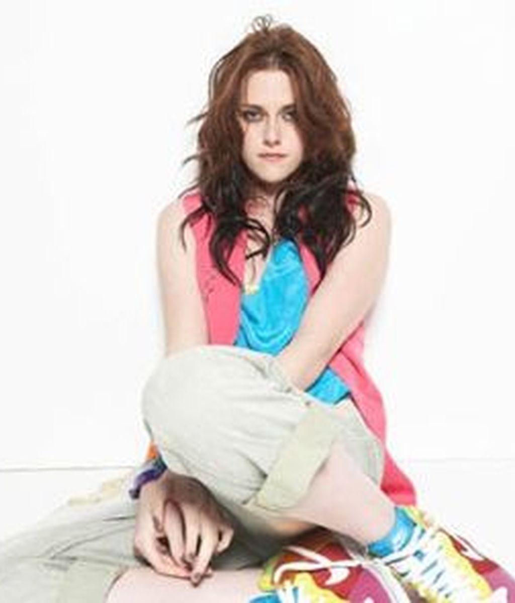 Kirsten Stewart en una imagen de archivo.