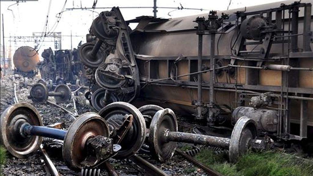 todavía no están claras las causas de la explosión. Video: Informativos Telecinco.