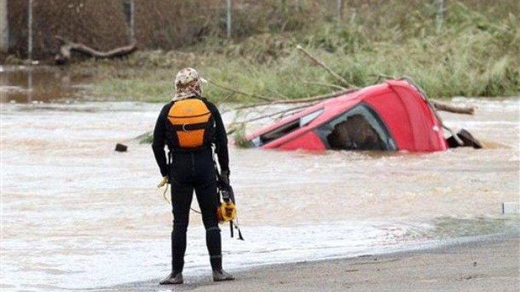 Australia bajo las aguas