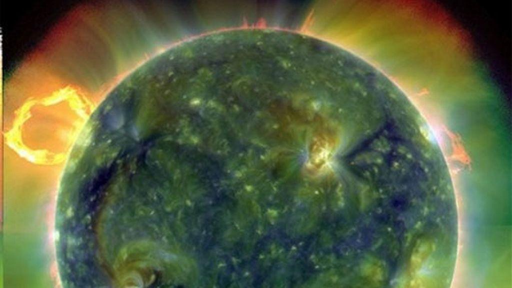 aumentar el conocimiento sobre el sol