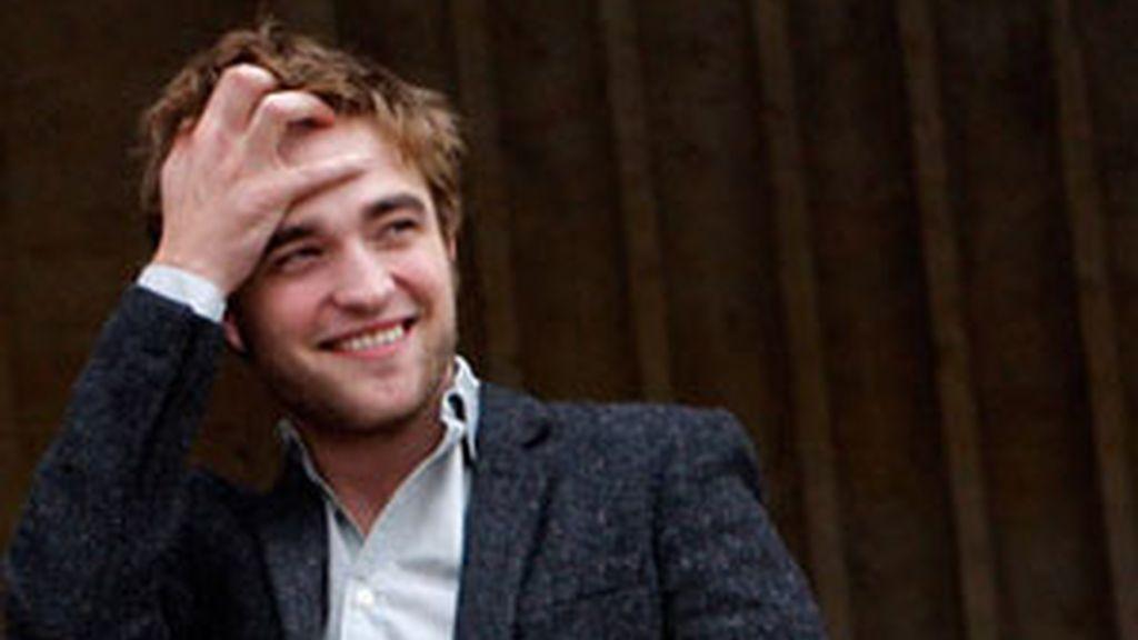 Robert Pattinson. Foto: AP.