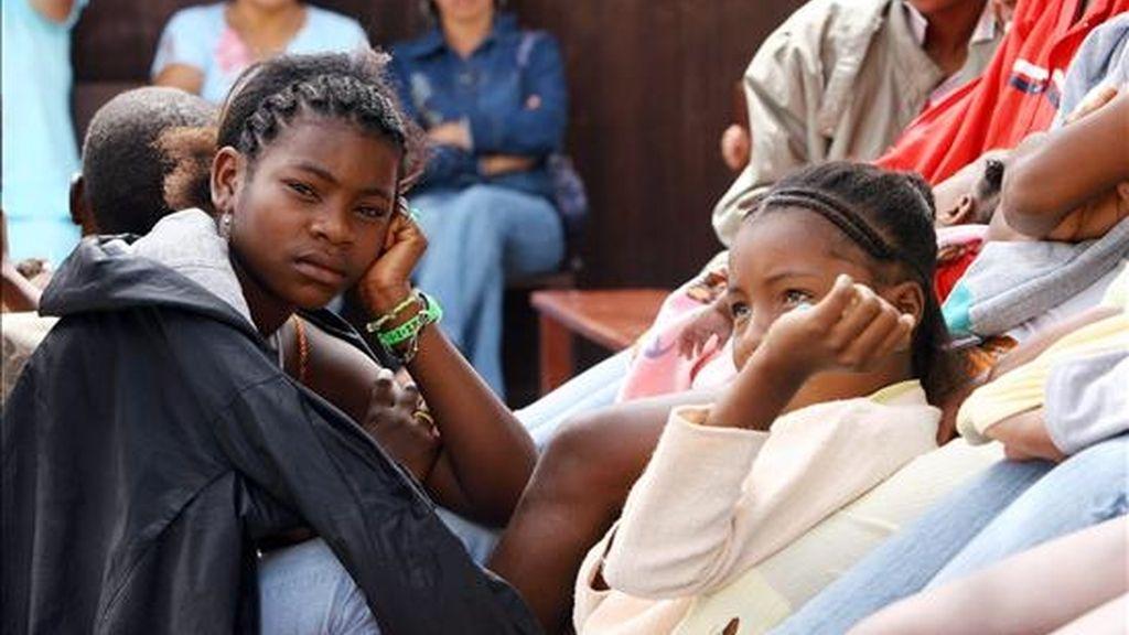 Ecuador es el país de América Latina que mayor flujo de refugiados y solicitantes de refugio recibe en su territorio y, según cifras oficiales, 20.580 personas gozan de ese estatus, el 95% de ellos de nacionalidad colombiana. EFE/Archivo