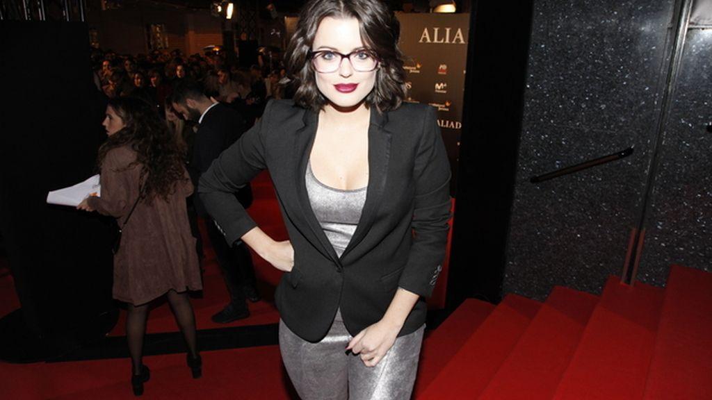 Adriana Torrebejano nos sorprendió con este cambio de look