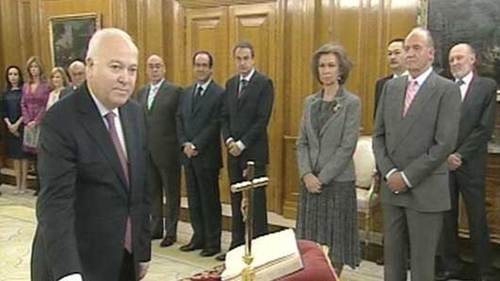 Ministro de asuntos exteriores y cooperación