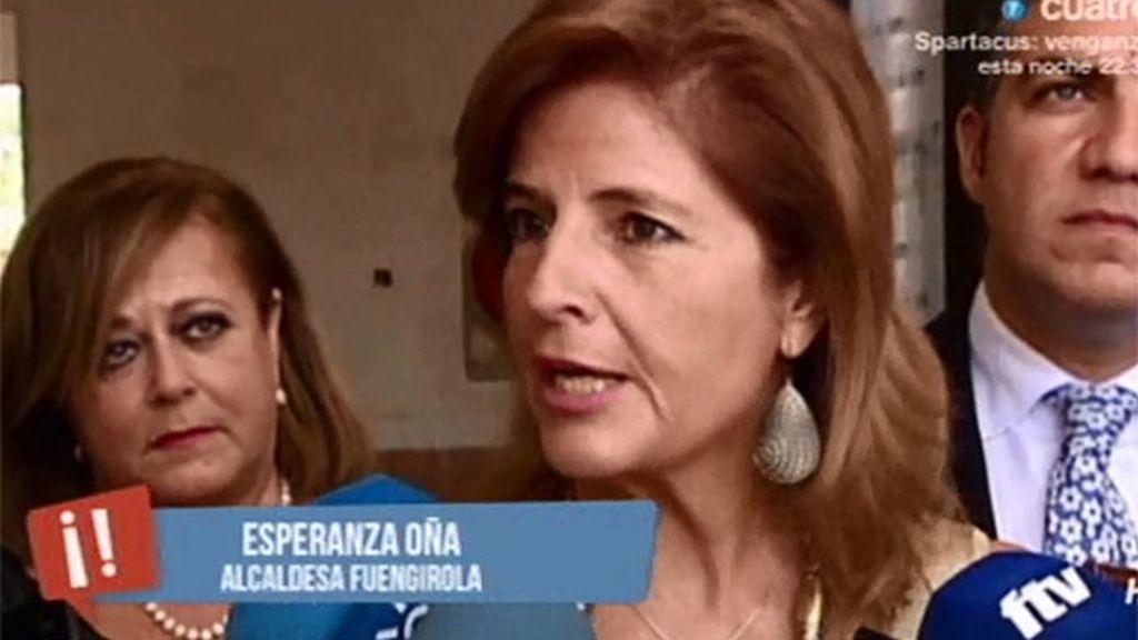 La alcaldesa de Fuengirola prohíbe la música no española en la feria