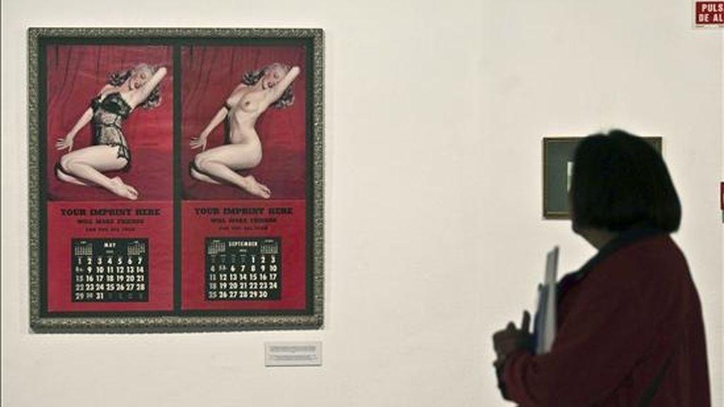 Uno de los atractivos para los seguidores de la revista serán las numerosas fotografías protagonizadas por Marilyn Monroe, la icónica actriz cinematográfica que ocupó la primera portada de la publicación, valoradas entre 10.000 y 30.000 dólares. EFE/Archivo