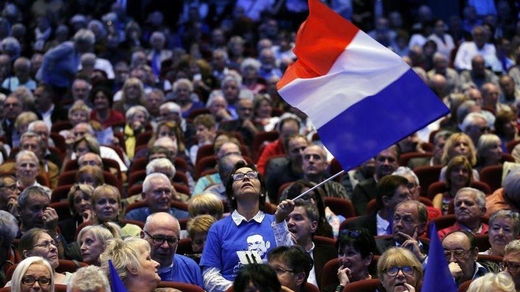 Campaña política en Francia