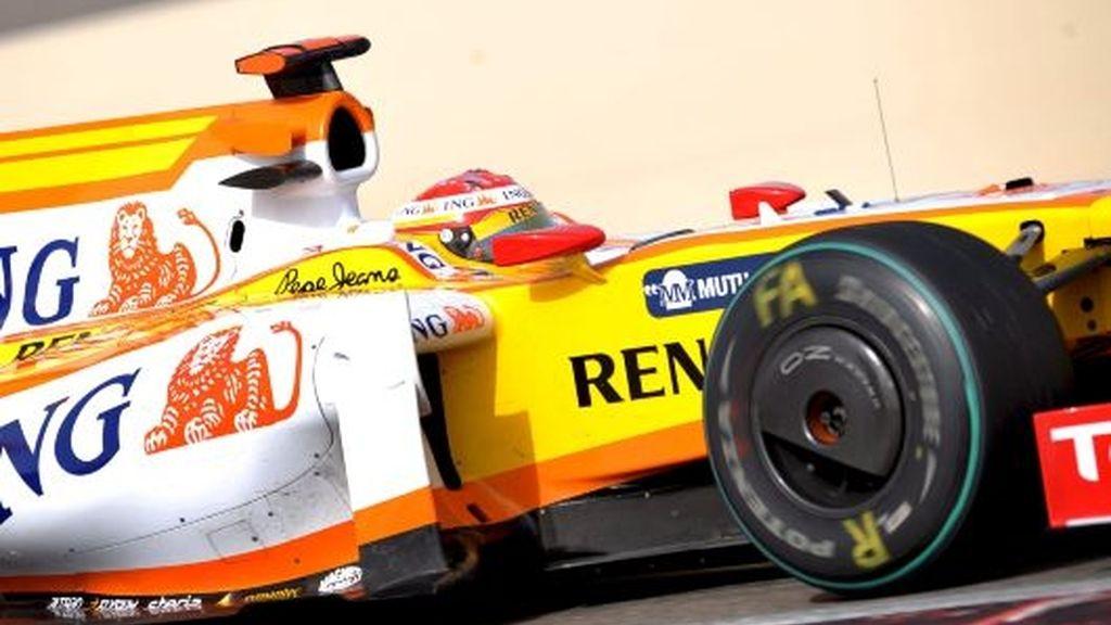Alonso, segundo mejor tiempo en los Libres 2