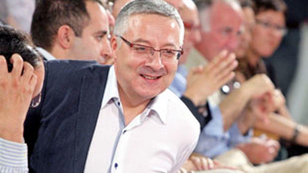 José Blanco, Ministro de Fomento. Foto: EFE