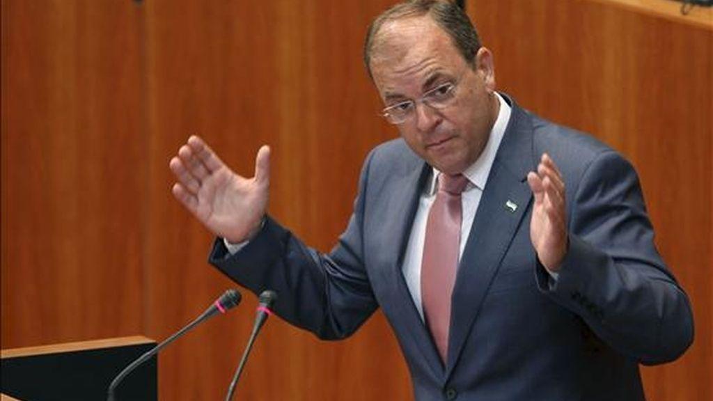 El presidente regional del PP, José Antonio Monago. EFE/Archivo