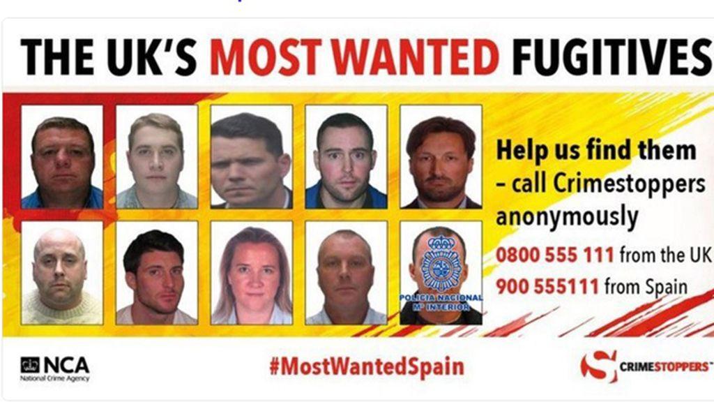 Detenido en Málaga uno de los fugitivos más buscados por Reino Unido
