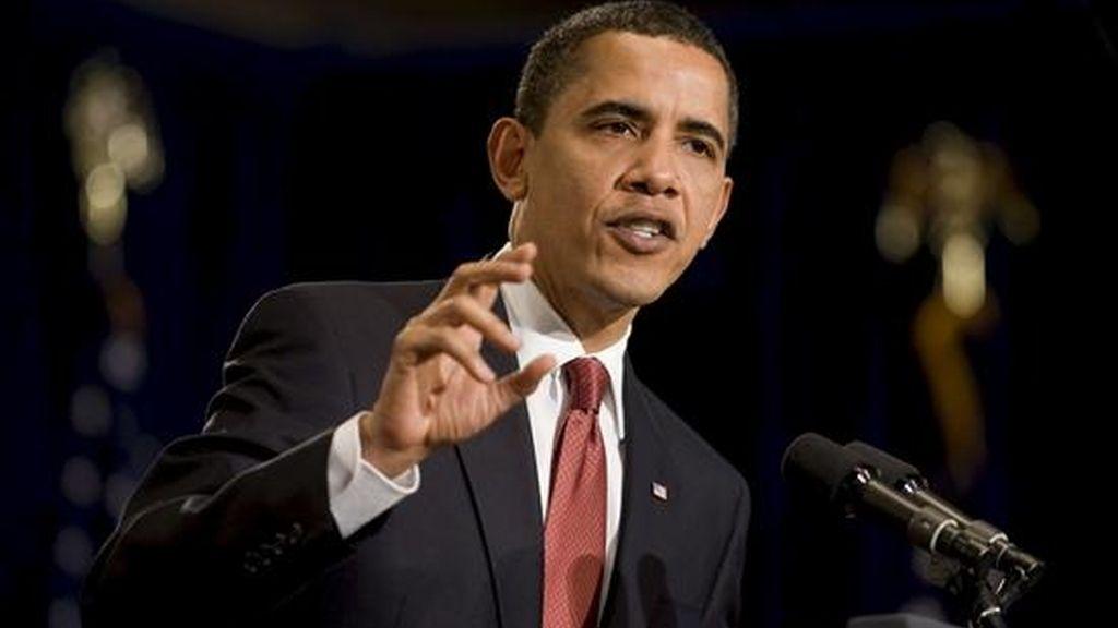 La reunión entre Obama y los mandatarios centroamericanos será el próximo 19 de abril en horas de la mañana, tiempo local. EFE/Archivo