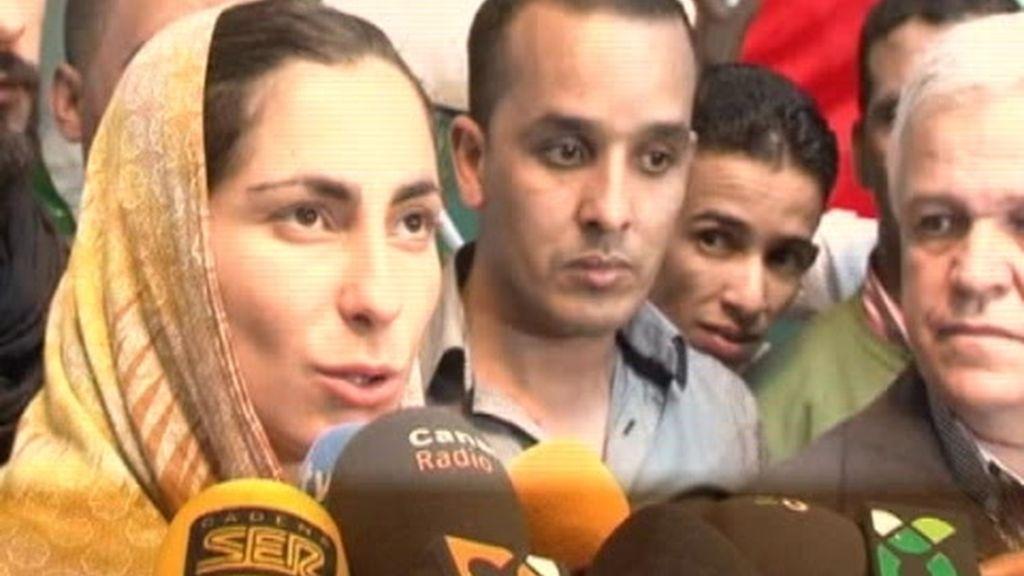 """Los activistas pro saharauis aseguran haber vivido en primera persona un """"genocidio"""""""