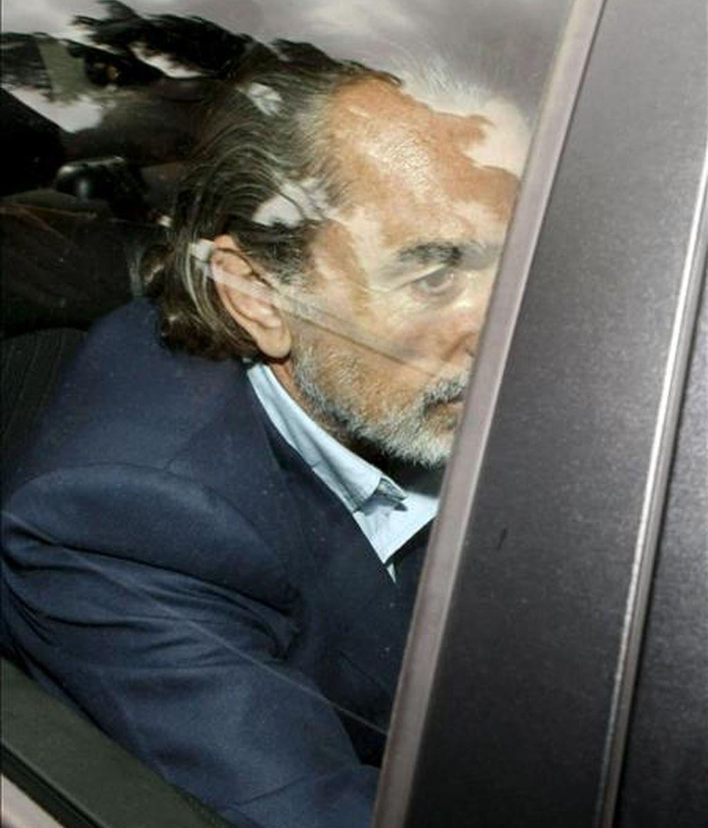 El líder de la trama, Francisco Correa. EFE/Archivo