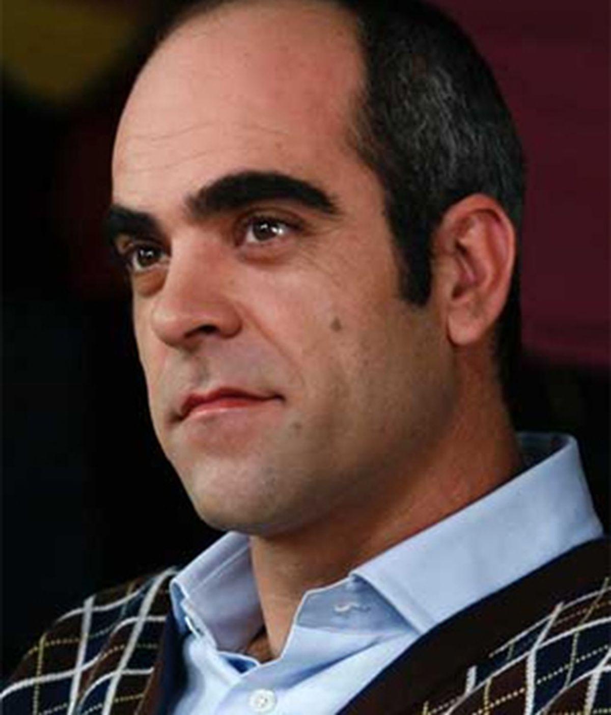 El actor gallego Luis Tosar.