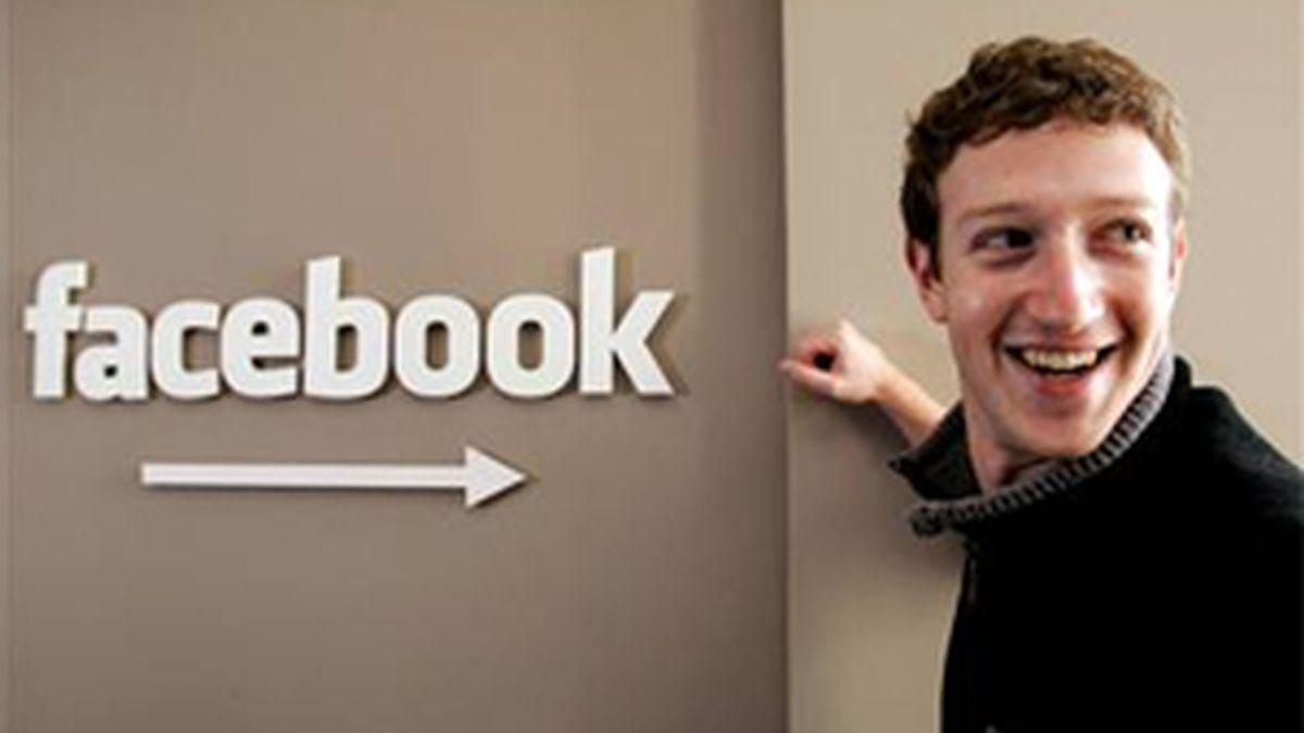 La red social de Mark Zuckerberg triunfa en España.