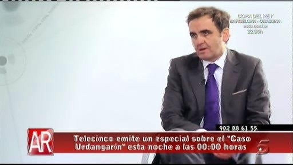 Imágenes exclusivas sobre 'El Caso Urdangarín'