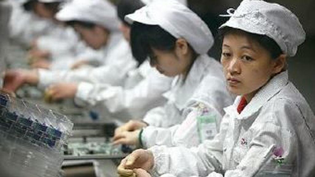 La empresa japonesa de relojes Citizen les descuenta de la nómina a sus empleados chinos la pausa para ir al baño. Foto archivo AP