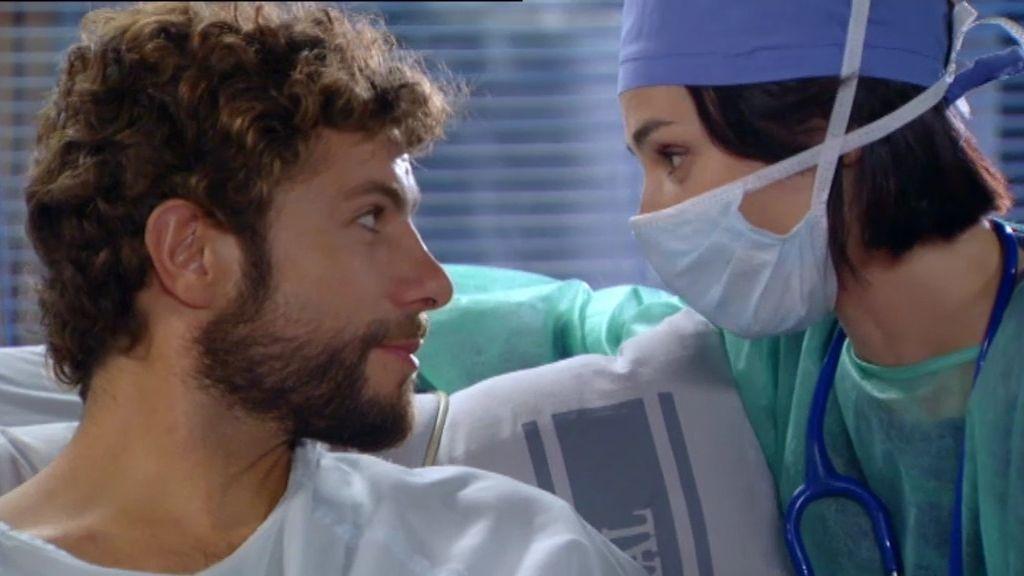 Raquel tiene que tomar una decisión con Alejandro