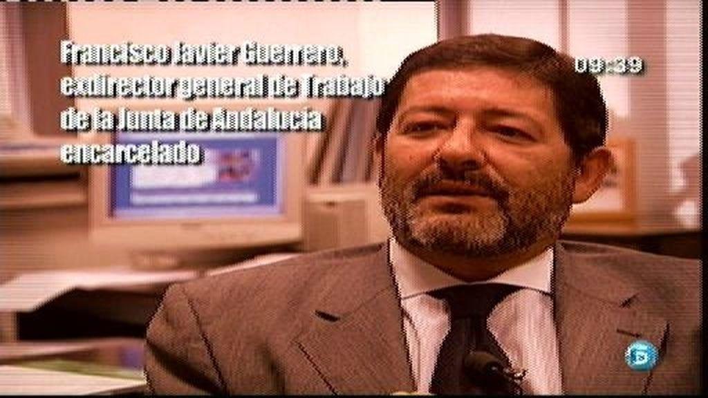 El ex chófer de Guerrero ha reconocido nuevos delitos en su declaración ante el juez