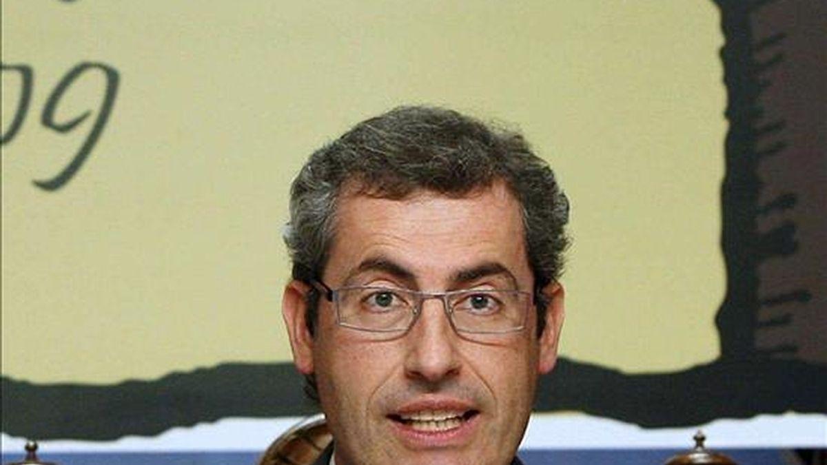El diputado general de Guipúzcoa, Markel Olano. EFE/Archivo